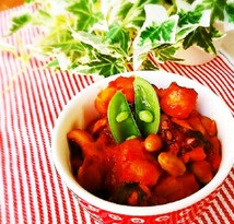 たこと豆のトマト煮.jpg