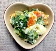 チンゲン菜と卵のオイマヨサラダ.jpg